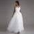 LORIE Spaghetti Strap Beach Wedding Dresses or Bridesmaid Dress