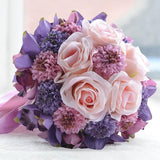 Romantic Rose Bouquets 4 styles