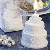 Romantic Scented Weddings Candles