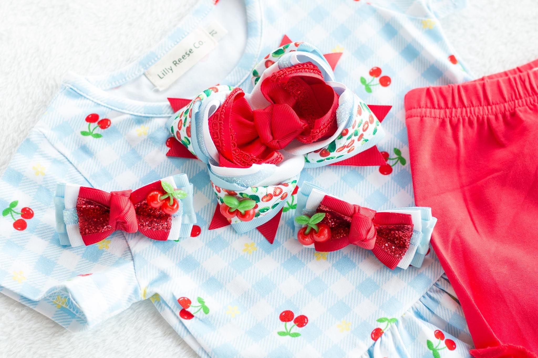 M2M Bow for {Cherry on Top}
