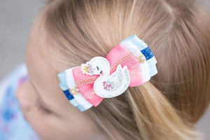 M2M bow for {Princess Swan} Peplum