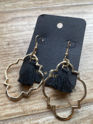 The Adie Earrings A8
