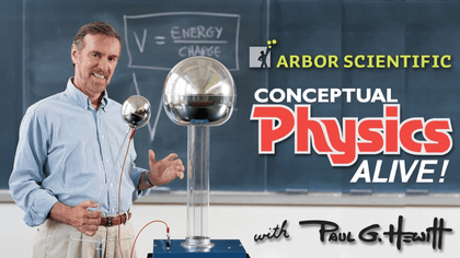 Conceptual Physics on Vimeo!