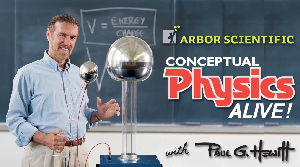 Conceptual Physics Alive! with Paul Hewitt