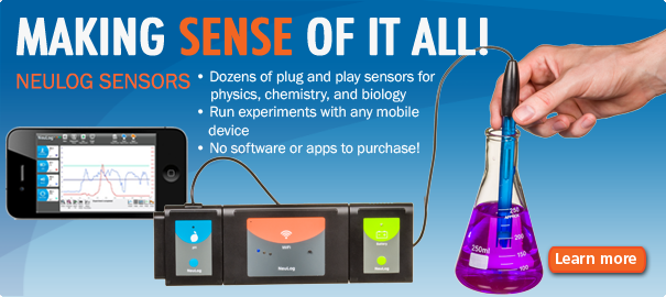 Make Sense of it All: Neulog Sensors