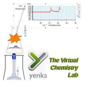 Yenka All Chemistry Software Bundle: Teacher License