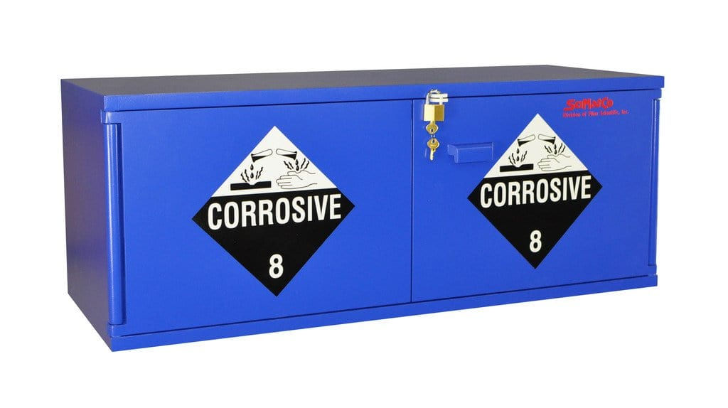 Stak-a-Cab Corrosive Cabinet