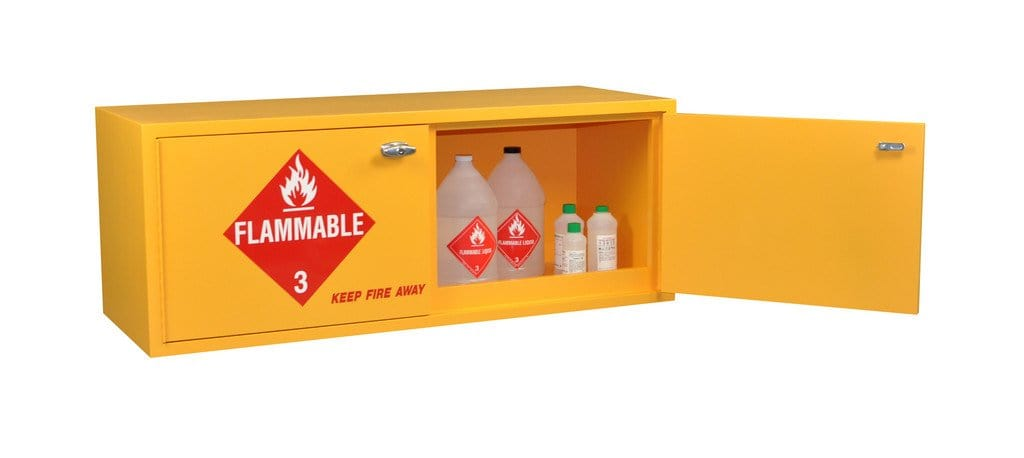 Stak-a-Cab Flammables Cabinet