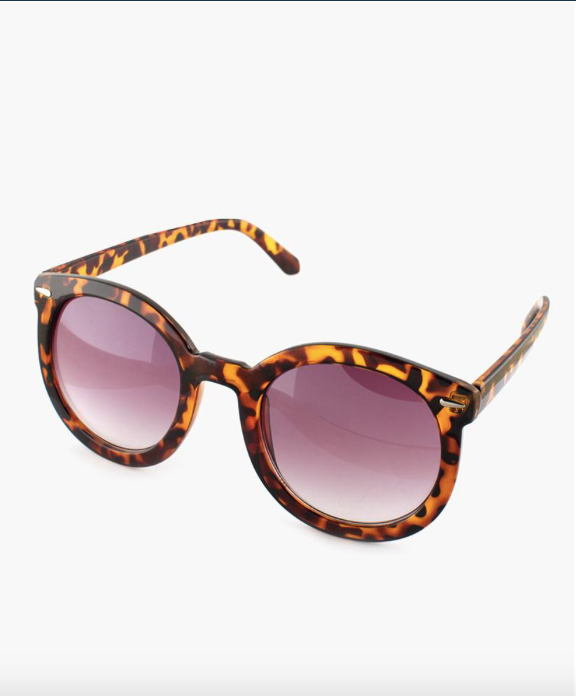 Fashion Sunglasses - Tortoise