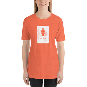 Hop Head Sign Female (Unisex Shirt)