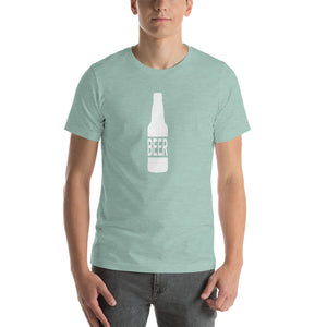 Beer Bottle - Beer Nerd Shirts