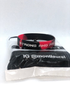 Assorted Silicon Wrist Bands