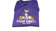 Load image into Gallery viewer, Metalic Mont Laurel hoodie