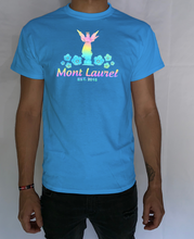 Load image into Gallery viewer, Mont Laurel Rainbow Reflective T-shirt