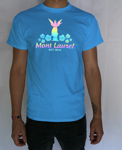 Mont Laurel Rainbow Reflective T-shirt