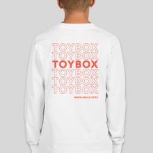 Load image into Gallery viewer, Long Sleeve Tee (Youth)