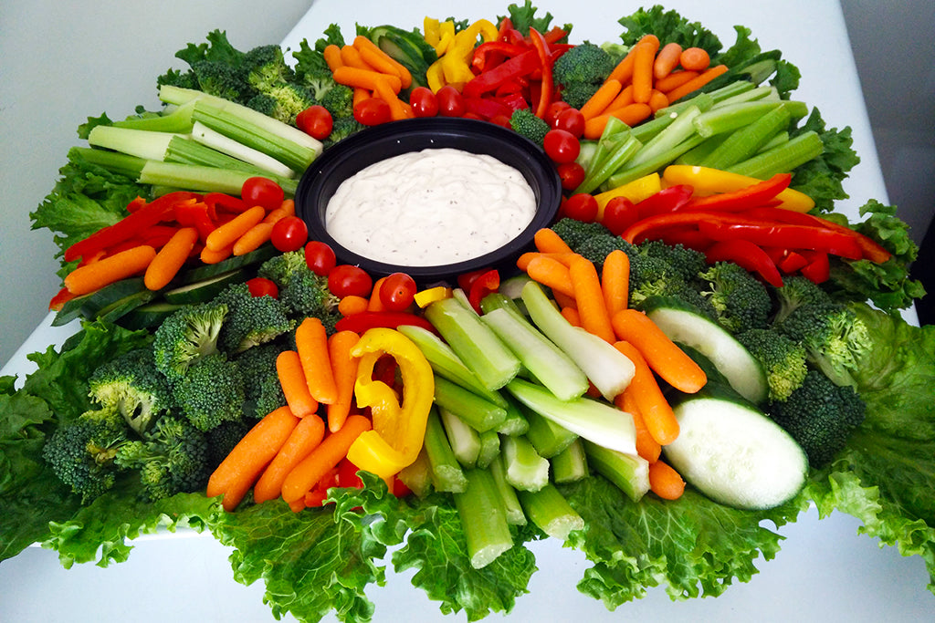 Vegetable Tray - Regent Park Collective