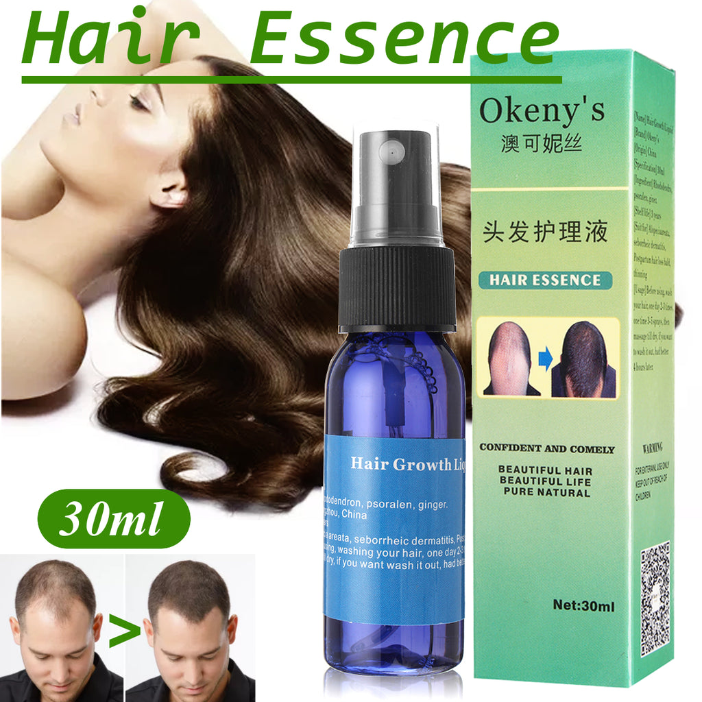 Does Okeny's Hair Essence Work?