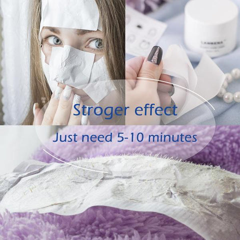 Nose Mask Pore Strip effects