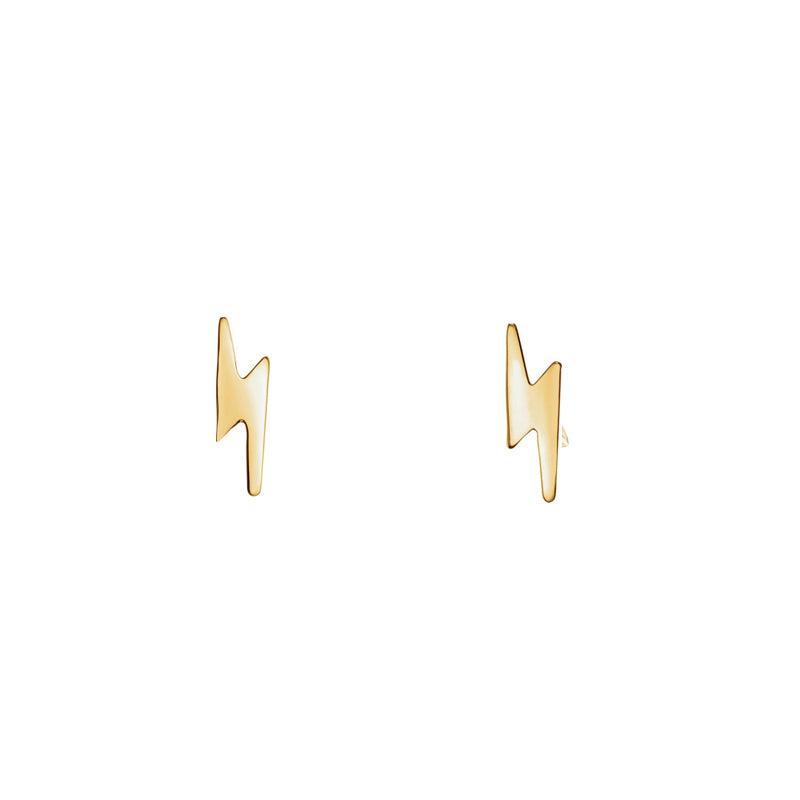 Solid Gold Bolt Studs