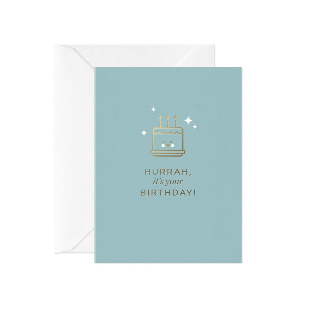 Mini Card - IT'S YOUR BIRTHDAY