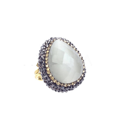 Gemstone-Ring