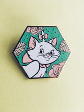 Load image into Gallery viewer, Marie Enamel Pin