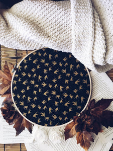 Flying Doves Pin Hoop