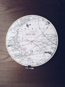 Destination Pin Hoop