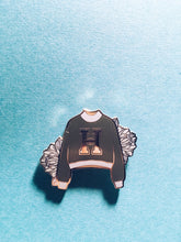 Load image into Gallery viewer, Hogwarts House Sweater Enamel Pin