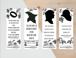 Lord of the Ring Bookmarks
