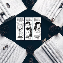 Load image into Gallery viewer, Game of Thrones Bookmarks