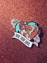 Load image into Gallery viewer, Lady and The Tramp Fantasy Enamel Pin