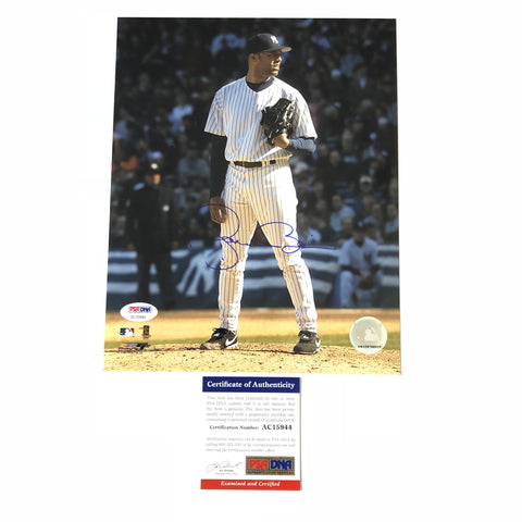Rivera Mariano signed 8x10 photo PSA/DNA New York Yankees Autographed