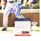 Ryan Braun signed 8x10 photo PSA/DNA Milwaukee Brewers Autographed