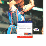 Patrick Ewing signed 8x10 photo PSA/DNA New York Knicks Autographed