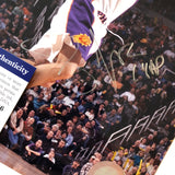 Steve Nash signed 8x10 photo PSA/DNA Phoenix Suns Autographed MVP INSCRIPTION