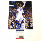 Ben McLemore signed 8x10 photo PSA/DNA Sacramento Kings Autographed Kansas Jayhawks