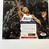 Maurice Mo Williams signed 8x10 photo PSA/DNA Portland Trailblazers Autographed
