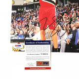 Nicolas Batum signed 8x10 photo PSA/DNA Portland Trailblazers Autographed