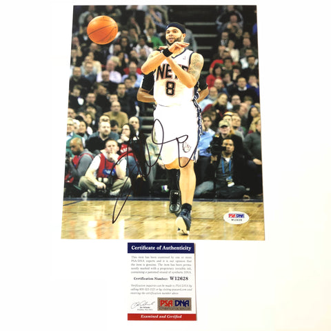 Deron Williams signed 8x10 photo PSA/DNA Brooklyn Nets Autographed