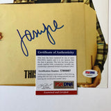 Jason Lee signed 8x10 photo PSA/DNA Autographed