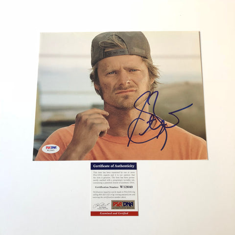 Steve Zahn signed 8x10 photo PSA/DNA Autographed
