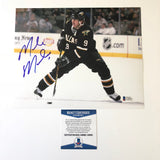 Mike Modano signed 8x10 photo BAS Beckett Dallas Stars Autographed
