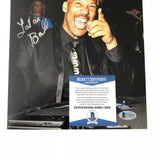Lavar Ball signed 8x10 photo BAS Beckett Autographed