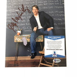 Jeff Foxworthy signed 8x10 photo BAS Beckett Autographed