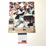 Willie McCovey signed 8x10 photo PSA/DNA San Francisco Giants Autographed