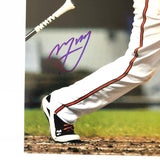 Manny Machado signed 11x14 photo BAS Beckett Baltimore Orioles Autographed