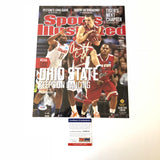 Aaron Craft signed 11x14 photo PSA/DNA Ohio State Buckeyes Autographed