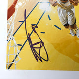 Tim Duncan signed 11x14 photo PSA/DNA San Antonio Spurs Autographed